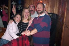 100_0437 - Noisy Neighbors Band at Lindey's on Lake Beulah