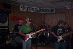 100_0444 - Noisy Neighbors Band at Lindey's on Lake Beulah