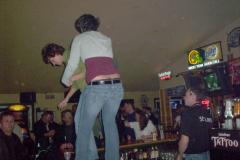 100_0635 - Noisy Neighbors Band at Rookies in Pewaukee