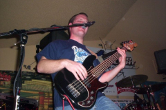 100_0643 - Noisy Neighbors Band at Rookies in Pewaukee