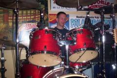 100_0644 - Noisy Neighbors Band at Rookies in Pewaukee