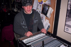 262-1  - Noisy Neighbors Band at Knucklehead Pub in Eagle