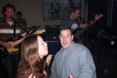 283-1 - Noisy Neighbors Band at Knucklehead Pub in Eagle