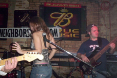 100_0712  Noisy Neighbors Band at Foxy's in Port Washington