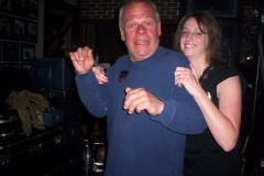 342-1  - Noisy Neighbors Band at Knucklehead Pub in Eagle