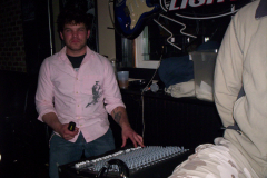 346-1  - Noisy Neighbors Band at Knucklehead Pub in Eagle