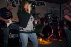 350-1  - Noisy Neighbors Band at Knucklehead Pub in Eagle