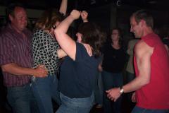 351-1  - Noisy Neighbors Band at Knucklehead Pub in Eagle