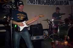 354-1  - Noisy Neighbors Band at Knucklehead Pub in Eagle