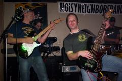 357-1  - Noisy Neighbors Band at Knucklehead Pub in Eagle