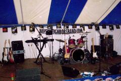 100_0263 - Noisy Neighbors Band at FIREMAN'S FESTIVAL IN PEWAUKEE