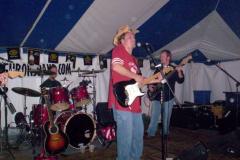 100_0273 - Noisy Neighbors Band at FIREMAN'S FESTIVAL IN PEWAUKEE