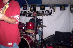 100_0277 - Noisy Neighbors Band at FIREMAN'S FESTIVAL IN PEWAUKEE