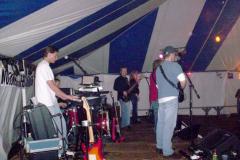 100_0289 - Noisy Neighbors Band at FIREMAN'S FESTIVAL IN PEWAUKEE