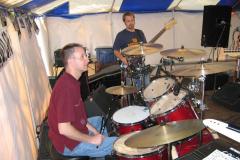 img_0826 - Noisy Neighbors Band at FIREMAN'S FESTIVAL IN PEWAUKEE