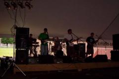 100_0929 - Noisy Neighbors Band at Mukwonago Lions Summerfest