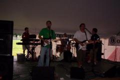 100_0934 - Noisy Neighbors Band at Mukwonago Lions Summerfest