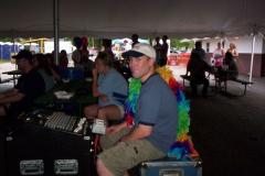 100_0935 - Noisy Neighbors Band at Mukwonago Lions Summerfest