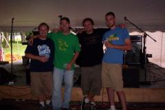 100_0937 - Noisy Neighbors Band at Mukwonago Lions Summerfest