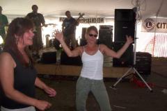 100_0948 - Noisy Neighbors Band at Mukwonago Lions Summerfest