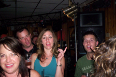 429-1 - Noisy Neighbors Band at Lindey's on Lake Beulah in East Troy