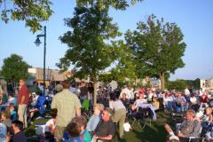100_0477 - Noisy Neighbors Band at Pewaukee Waterfront Wednesday's