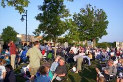 100_0478 - Noisy Neighbors Band at Pewaukee Waterfront Wednesday's