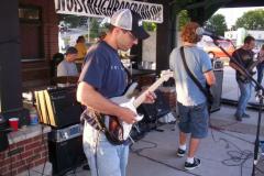 100_0480 - Noisy Neighbors Band at Pewaukee Waterfront Wednesday's