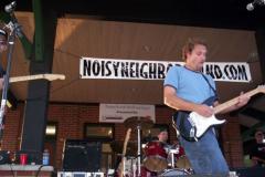 100_0481 - Noisy Neighbors Band at Pewaukee Waterfront Wednesday's