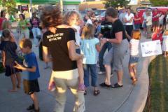 100_0483 - Noisy Neighbors Band at Pewaukee Waterfront Wednesday's