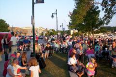 100_0484 - Noisy Neighbors Band at Pewaukee Waterfront Wednesday's
