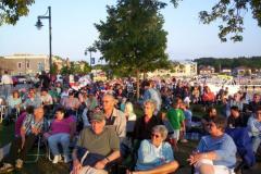 100_0485 - Noisy Neighbors Band at Pewaukee Waterfront Wednesday's