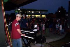 100_0495 - Noisy Neighbors Band at Pewaukee Waterfront Wednesday's