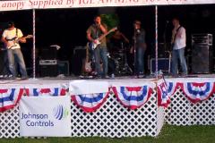 446-1 - Noisy Neighbors Band at Glendale Days