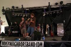 100_0622 - Noisy Neighbors Band at Waukesha County Fair