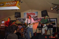 nnband 08.14.2004 - Rookies Noisy Neighbors Band