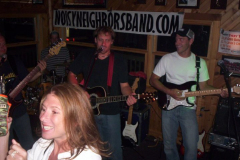 100_1349 - Noisy Neighbors Band at Waterfront Bar and Grill in Pewaukee
