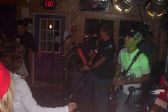 100_1367 - Noisy Neighbors Band at Waterfront Bar and Grill in Pewaukee