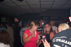 539-1 - Noisy Neighbors Band at Lindey's on Lake Beulah in East Troy