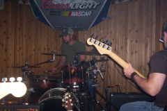 541-1 - Noisy Neighbors Band at Lindey's on Lake Beulah in East Troy