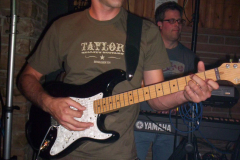 542-1 - Noisy Neighbors Band at Lindey's on Lake Beulah in East Troy