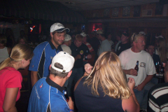 547-1 - Noisy Neighbors Band at Lindey's on Lake Beulah in East Troy