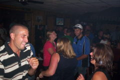 548-1 - Noisy Neighbors Band at Lindey's on Lake Beulah in East Troy