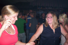 550-1 - Noisy Neighbors Band at Lindey's on Lake Beulah in East Troy