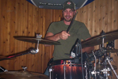 554-1 - Noisy Neighbors Band at Lindey's on Lake Beulah in East Troy