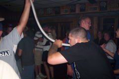 557-1 - Noisy Neighbors Band at Lindey's on Lake Beulah in East Troy