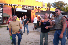 637-1 - Noisy Neighbors Band at Knucklefest in East Troy