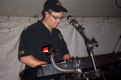 693-1 - Noisy Neighbors Band at St. James Festival in Mukwonago