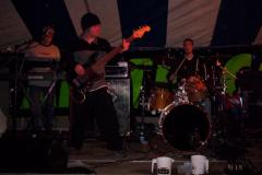 100_1458- Noisy Neighbors Band at Palmyra Volunteer Fire Department Festival