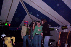 100_0227 -  Noisy Neighbors Band at Palmyra Volunteer Fire Department Fundraiser Dance